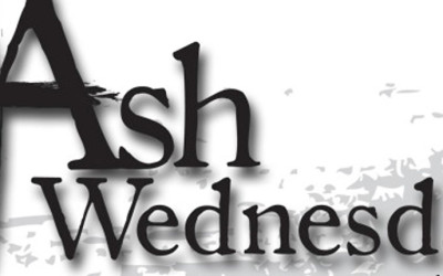 Ash Wednesday Services – March 1