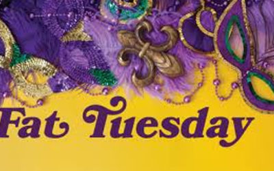 February 28: A Fat Tuesday Party!