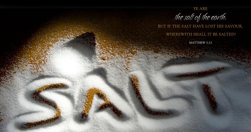 More Salt, Please