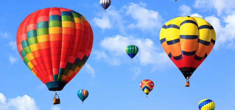 Support the Balloon Festival!